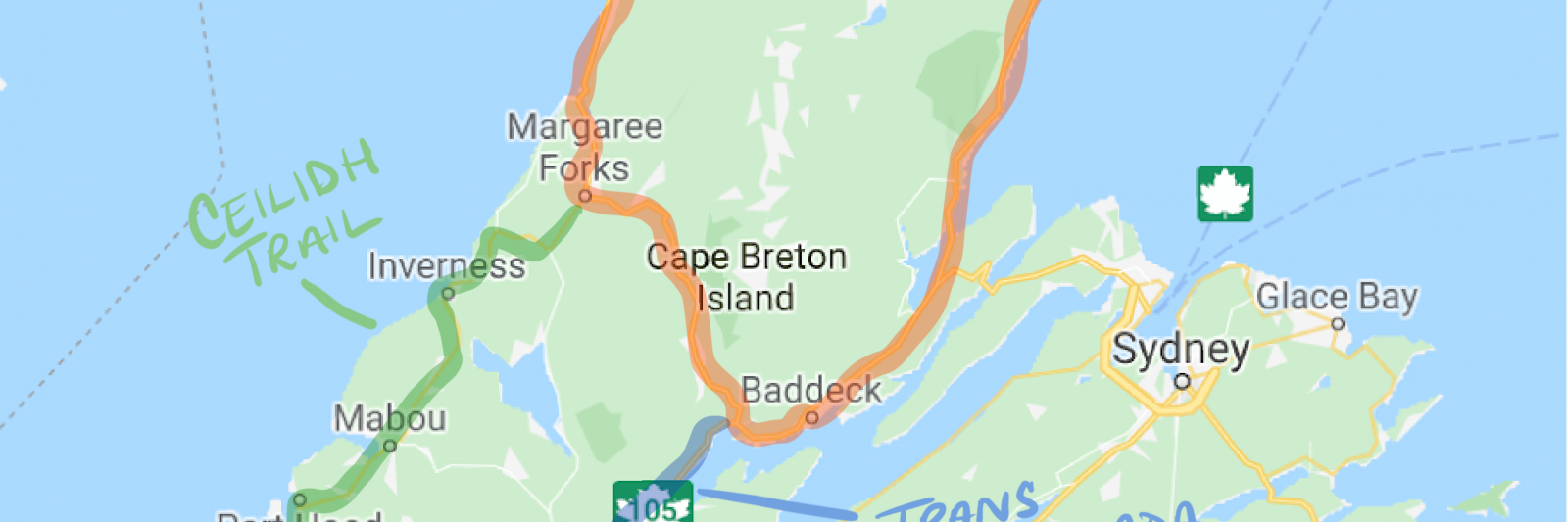 The Way to do the Cabot Trail